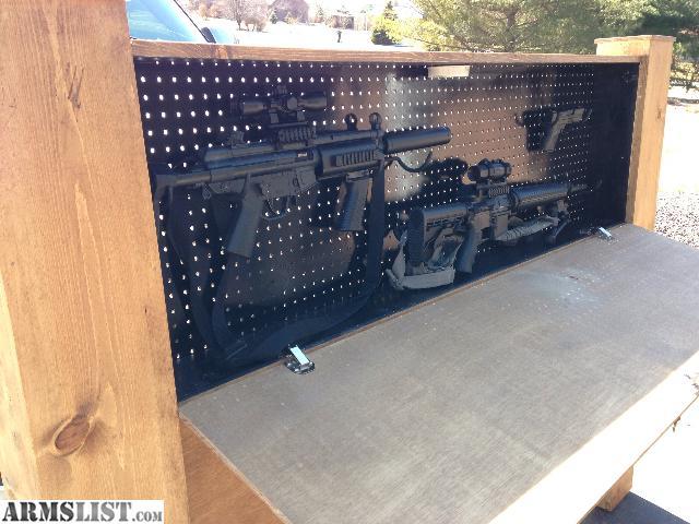 Armslist For Sale Gun Storage Headboard