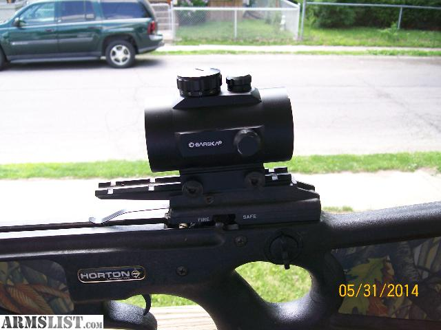 Hd 175 Pull Crossbow Horton