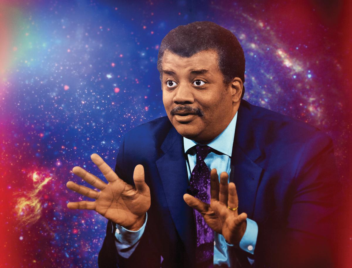 "Neil deGrasse Tyson: The expanding universe will have ""no impact on Atlanta  traffic"" - Atlanta Magazine"