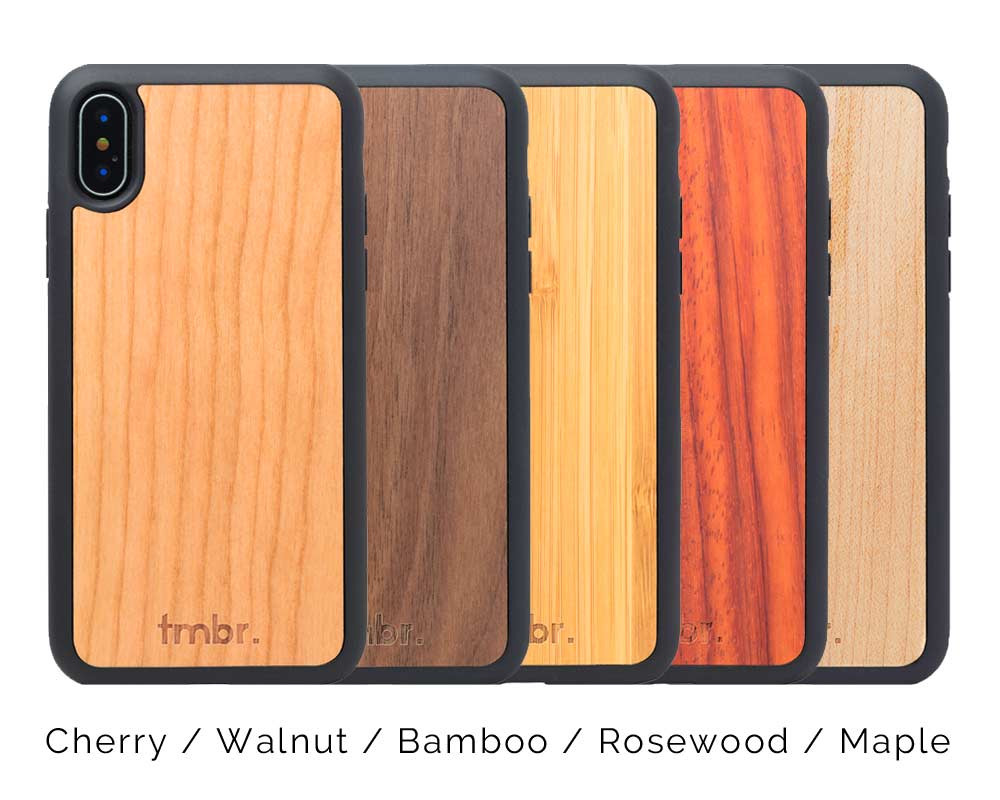 new product c29d6 7f2a2 Iphone X Wood Cases Iphone 10 Wooden Case Cover With Natural Real ...