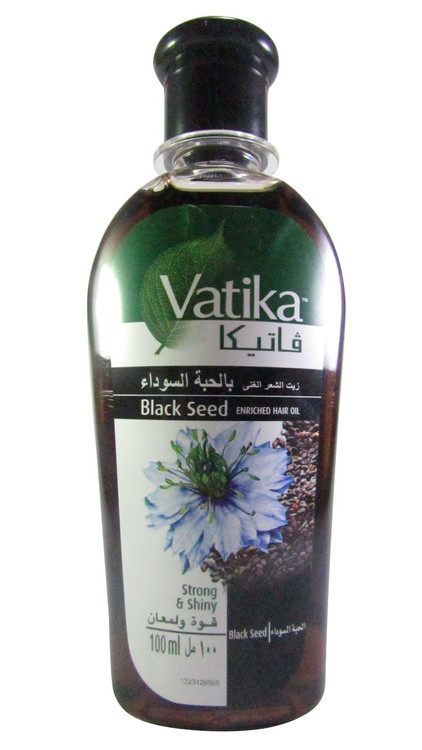 Buy Vatika Black Seed Enriched Hair Oil For Rs 160 Only