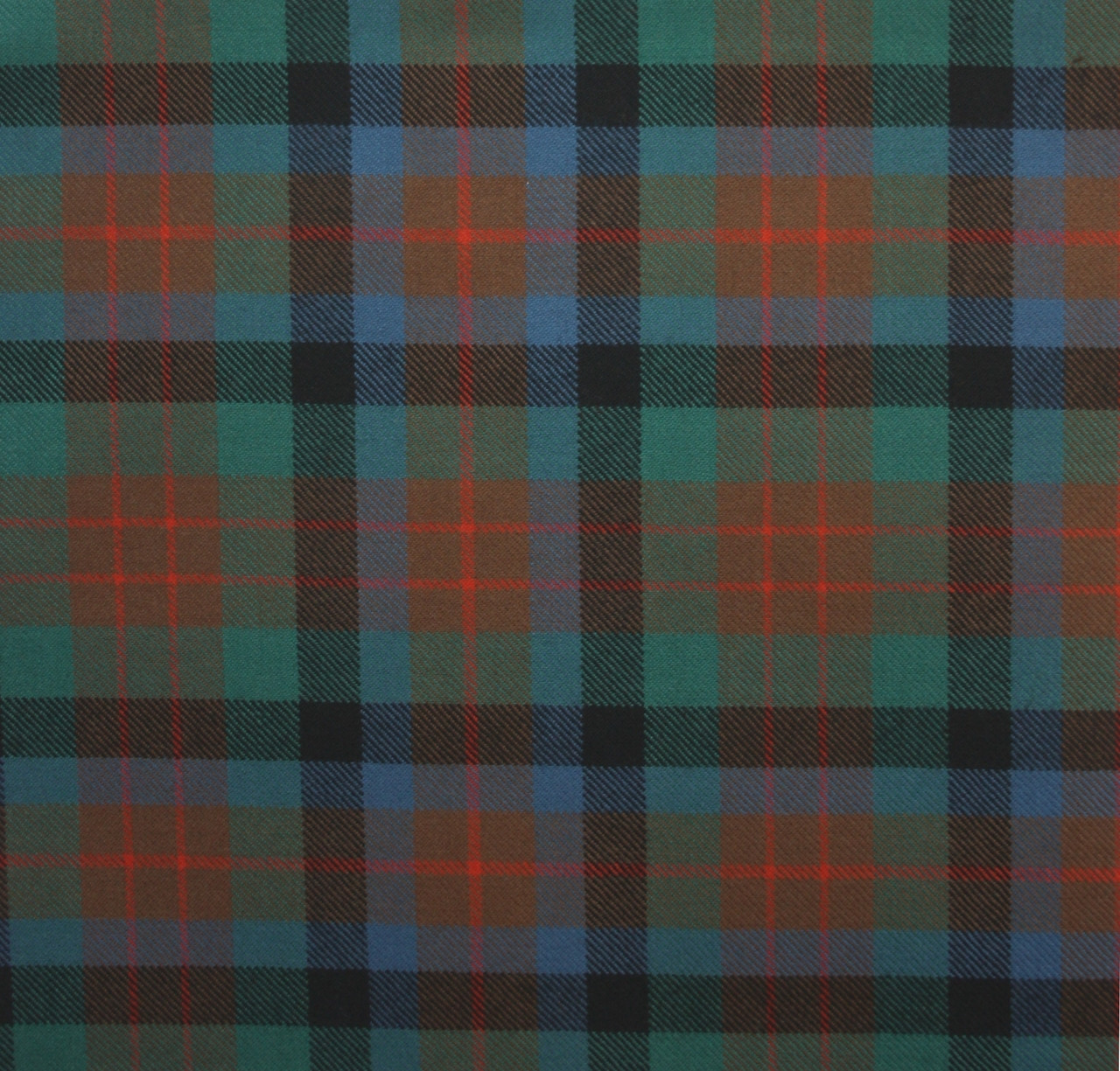 McDuff Hunting Ancient Light Weight Clan Family Tartan Scottish Lochcarron