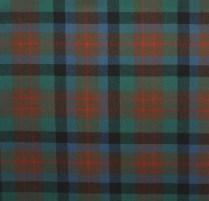 McDuff Hunting Ancient Light Weight Clan Family Tartan Scottish Lochcarron