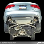 Awe Tuning Audi B8 A4 2 0t Exhaust