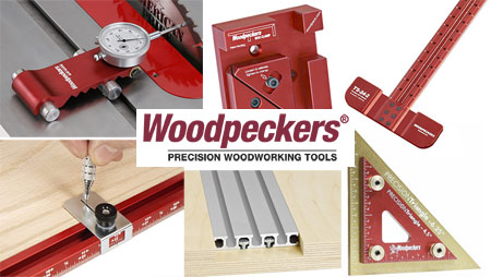Woodpecker Tools and Router Accessories Woodpecker Tools
