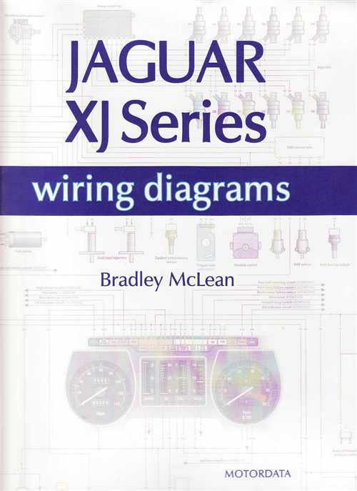 Jaguar XJ Series Wiring Diagrams