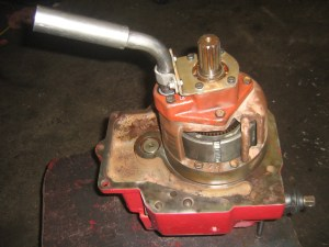 IH Tractor PTO Unit Repair Information  Redrunrite