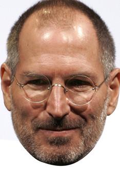 Steve Jobs Apple Face Masks