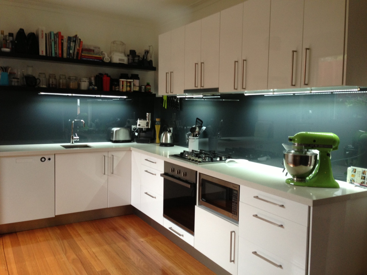 kitchen and cabinet lights professional or diy installation
