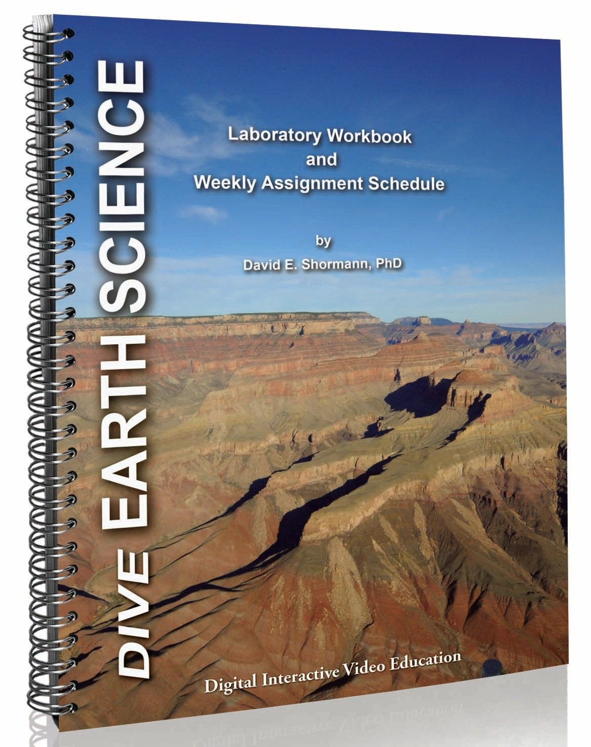 Lab Workbook For Dive Earth Science
