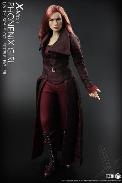 CGLTOYS 1/6th MF-Series: MF03 X-Men Jean Grey Phoenix Girl ...