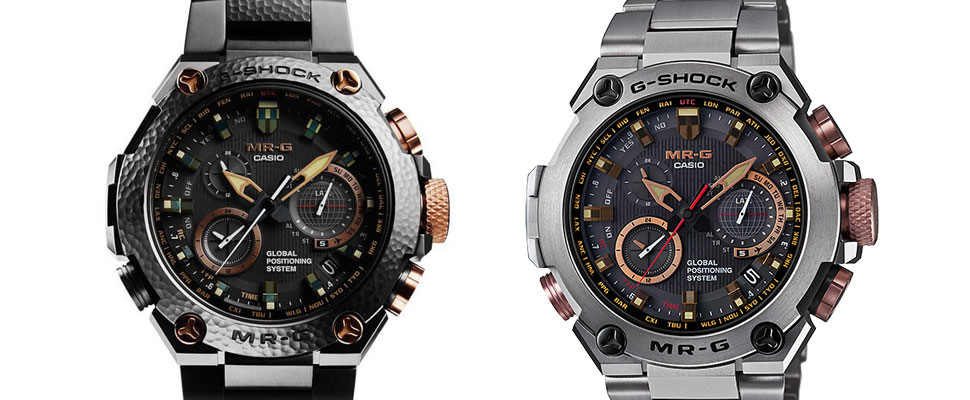 Casio MR-G G-Shock