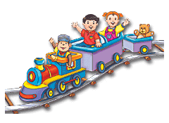 Other Train Party Items Polar Express Little Engine That