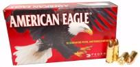 9mm 9x19 Ammo 124gr FMJ Federal American Eagle (AE9AP) 50 Round Box -  AmmunitionStore.com