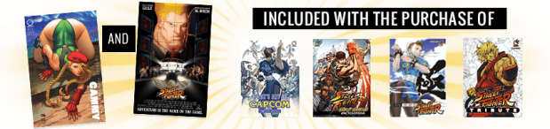 10% off select Udon Art Books via code COLLECTATHON