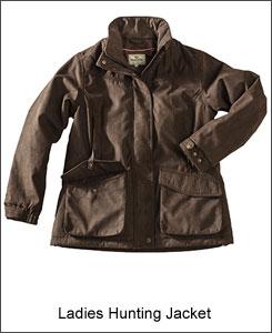Hoggs ladies hunting jacket