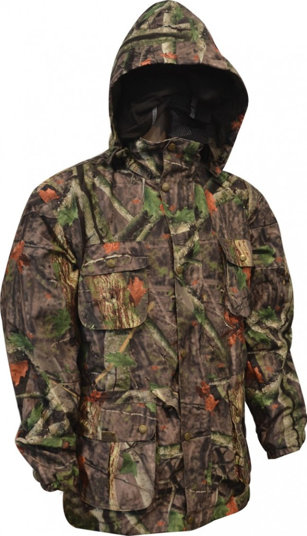 Highlander Tree Deep Camouflage Shooting Jacket