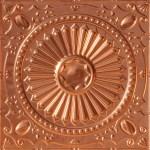 Fandango Shanko Copper Ceiling Tile 525 Decorative Tin Ceiling Tiles Ceiling Tile Shop Com
