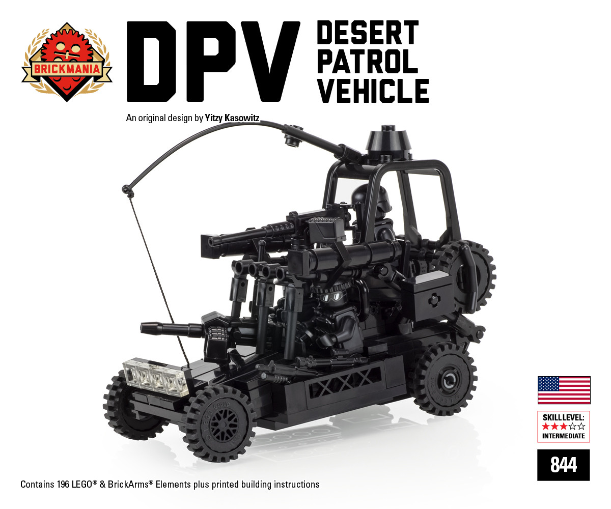 DPV - Desert Patrol Vehicle