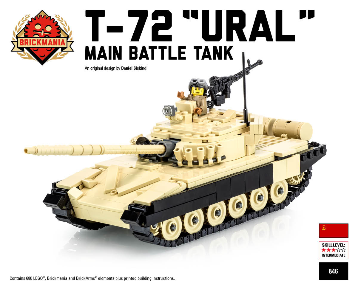 T-72 Ural Main Battle Tank
