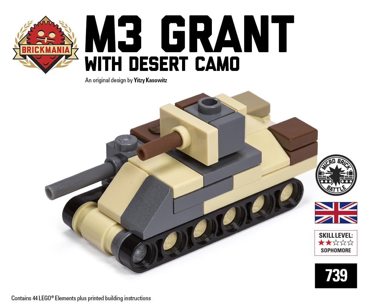 M3 Grant Micro-tank