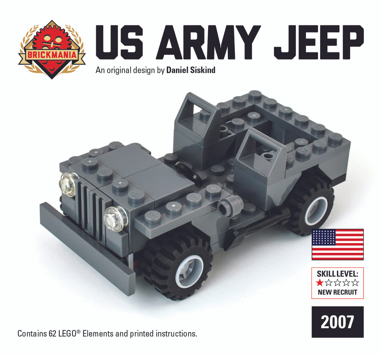 US Army Jeep