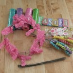Diy Mesh Easter Wreath The Wreath Depot
