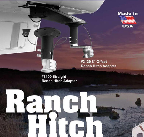 Ranch Hitch 5th Wheel To Gooseneck Adapter 8 Quot Offset