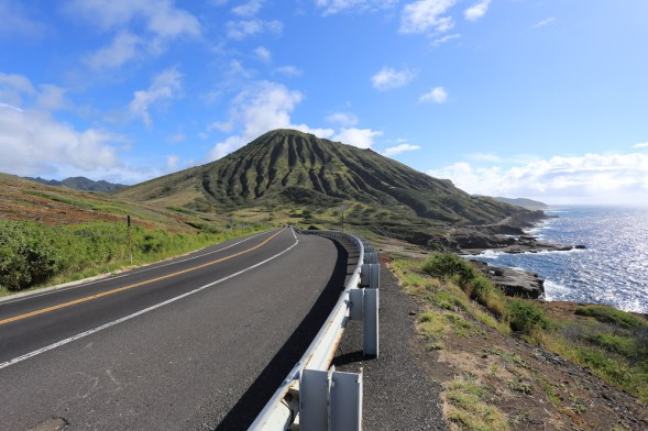 Kalanianaole Hwy, Oahu, Hawaii