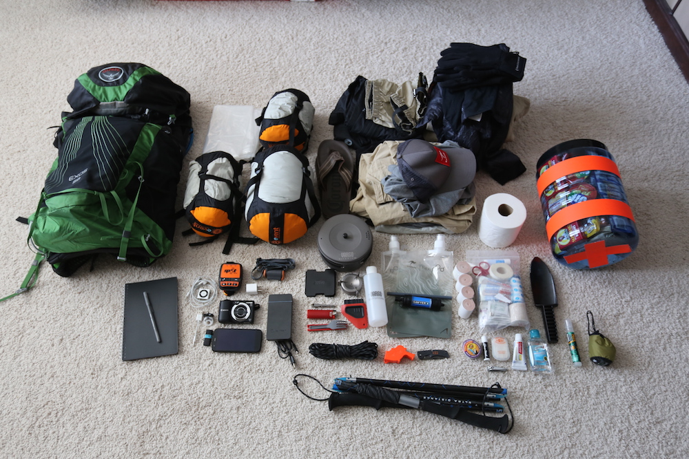 AT Prep: Gear List