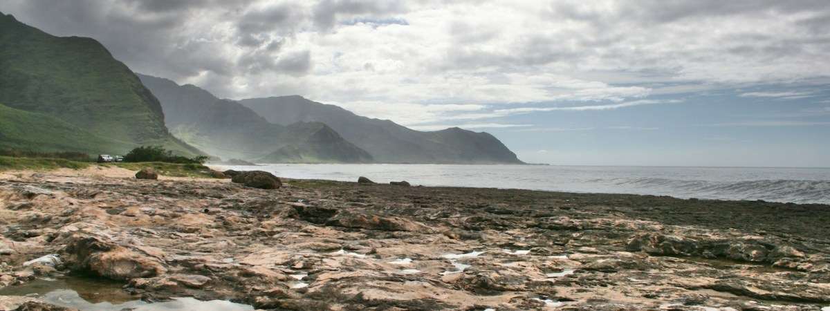 Ka'ena Point, Waianae, Oahu, Hawaii