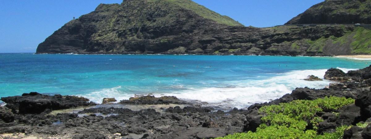 Makapu'u Beach Park, Waimanalo, Oahu, Hawaii
