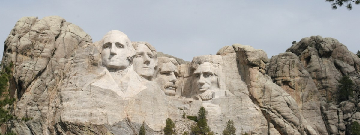Mount Rushmore, South Dakota