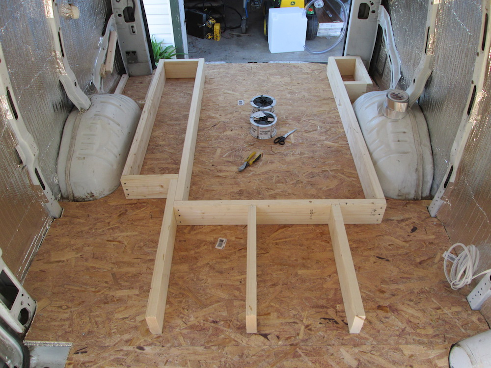 Building a Raised Floor