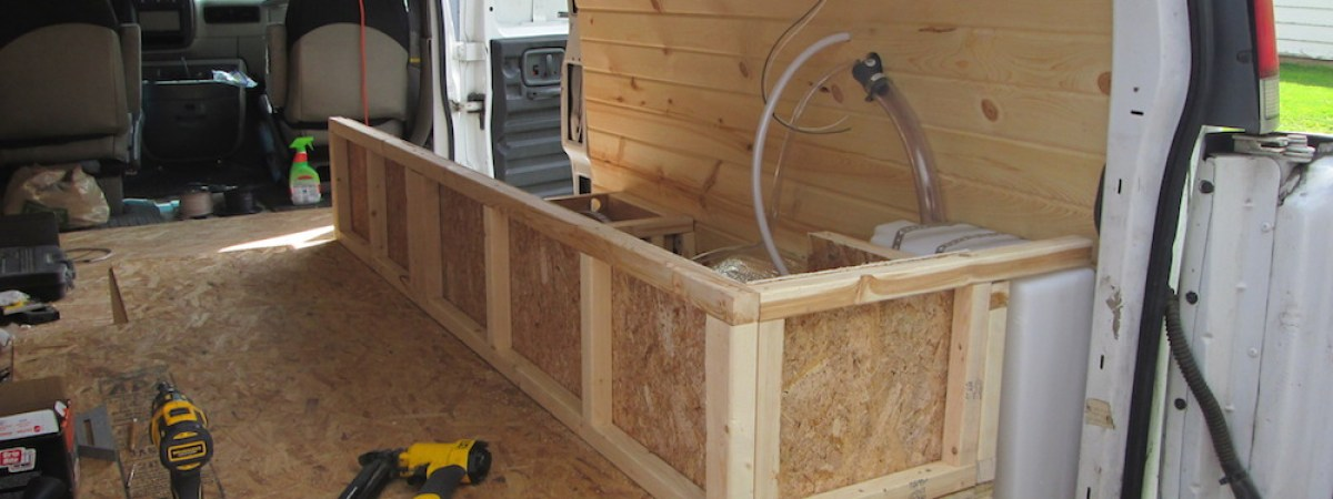 Building the Bed Frame (Part 1)