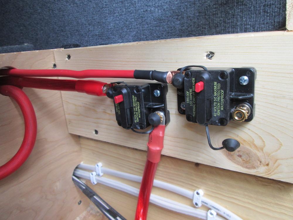 Electrical (Inverter Setup)