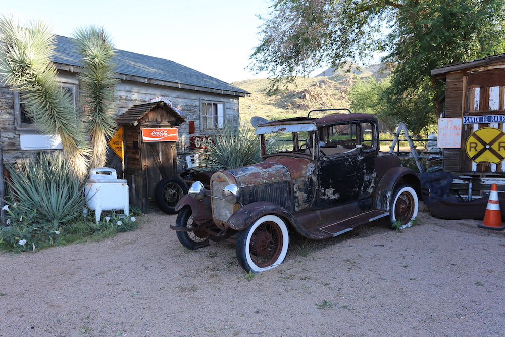 Route 66: Kingman, AZ to Flagstaff, AZ