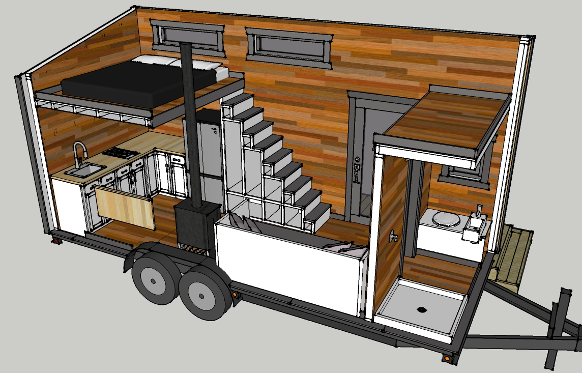 Tiny House: Initial Design