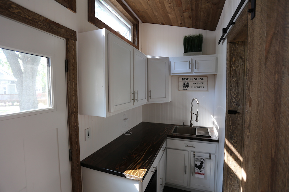 Tiny House: Kitchen (Part 2)