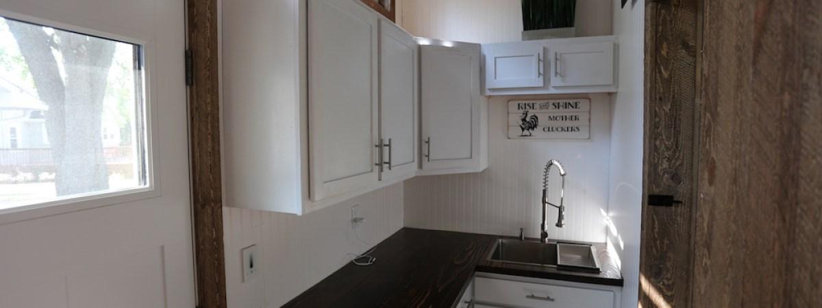 Tiny House: Kitchen (Part 2)