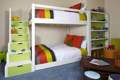 Kid's Bedroom 9