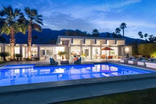 Palm Springs, CA - 1