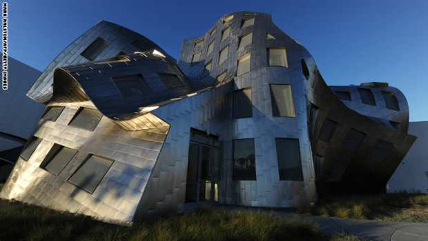The Cleveland Clinic Lou Ruvo Center for