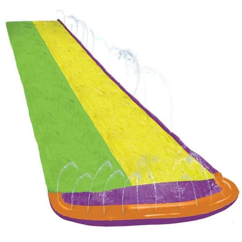 tapis de glisse slip n slide zone d eclaboussement