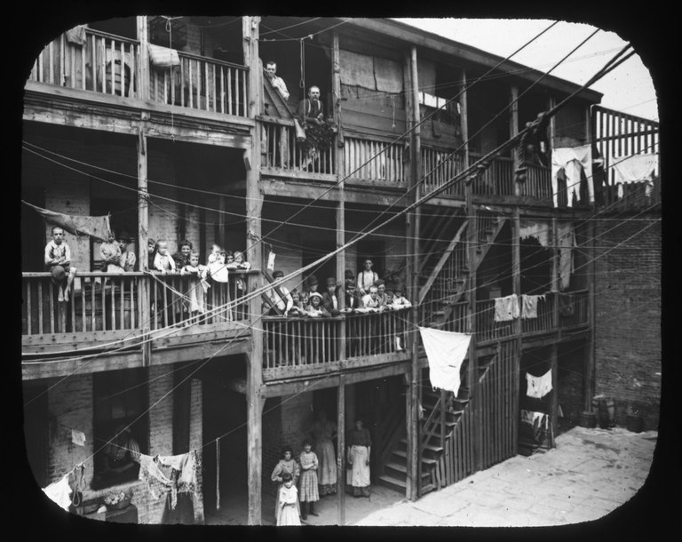 Porches Points And Poverty How Other Halves Lived
