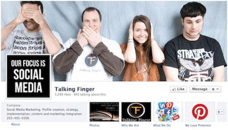 7 Ways to Use Facebook to Display Brand Personality image Focus is social media