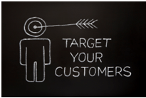 Definition of Direct Marketing image target your customers