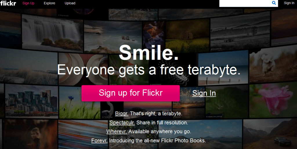 15 Places to Find Free Images for Your Blog image flickr