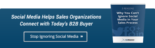 social media in your sales process