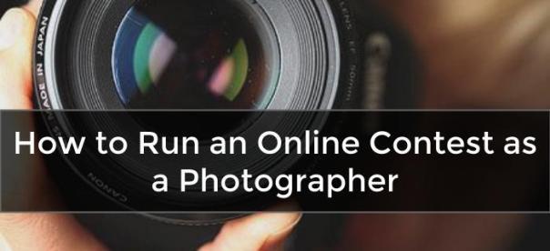 photographer contest